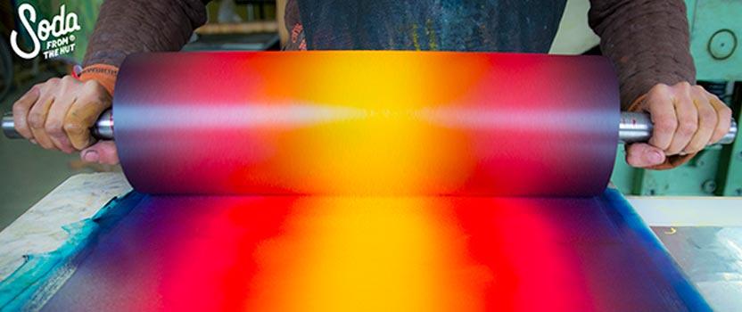 ¿ Qué es la impresión litográfica ? y ¿ eso con qué se come ?