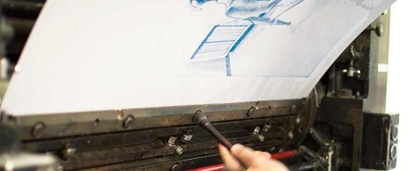El proceso de litografía características y tipos