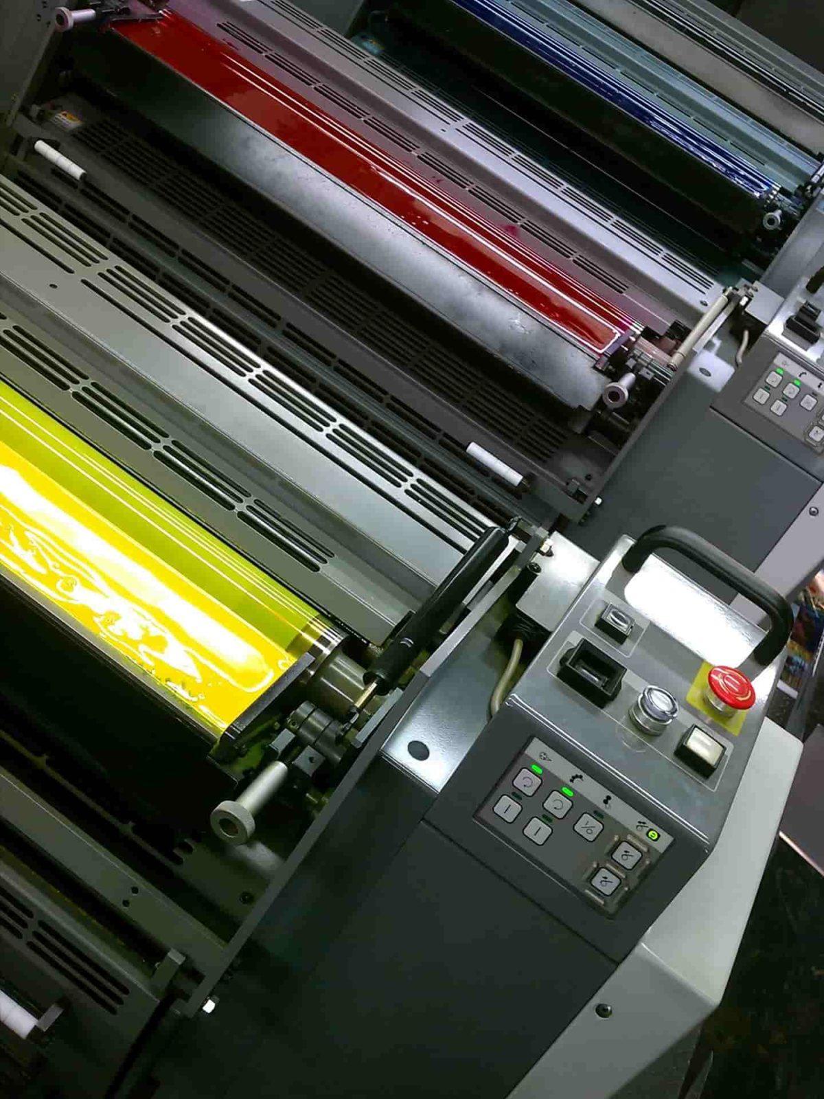 Impresión digital e impresión offset diferencias