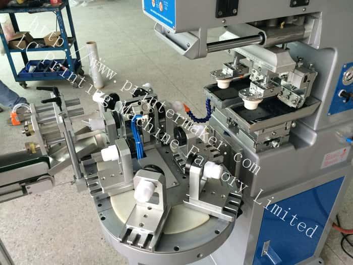 maquina impresión tampografica