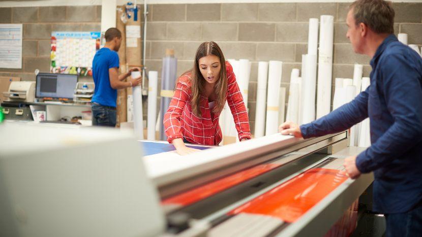 Qué es una máquina de impresión digital y cuáles son las mejores