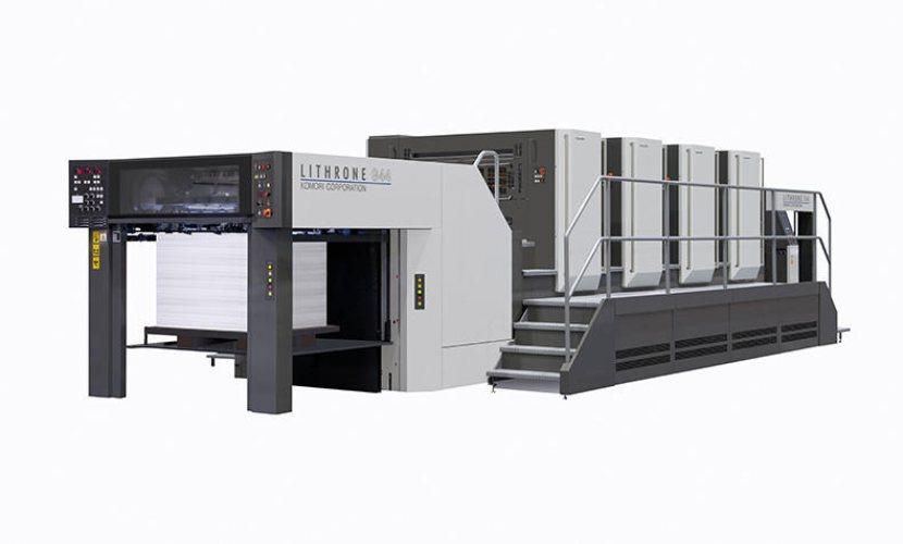 Top 6 máquinas de impresión offset 4 colores
