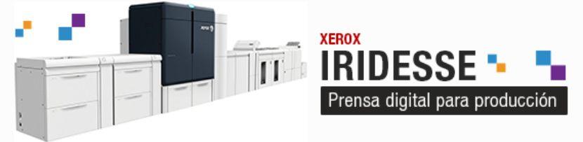 Iridesse de Xerox