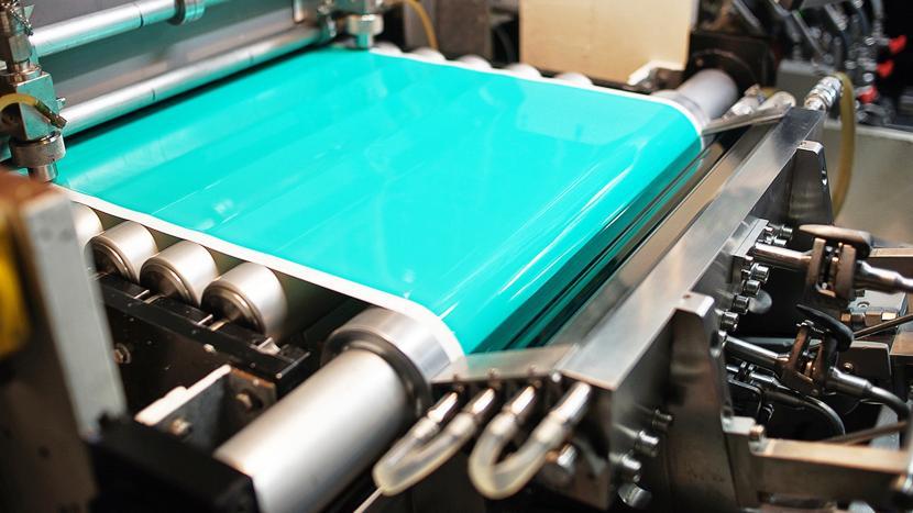 impresión offset y acabados
