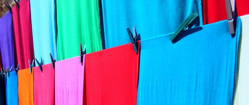 tela de colores