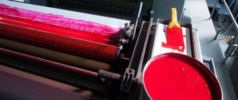 tintas offset
